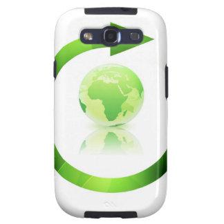 Global Warming Samsung Galaxy Case Samsung Galaxy S3 Case