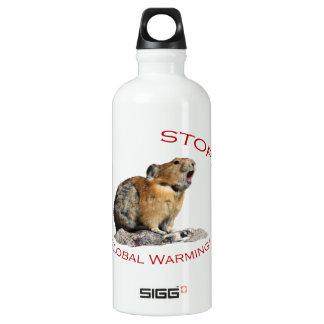 Global Warming SIGG Traveler 0.6L Water Bottle
