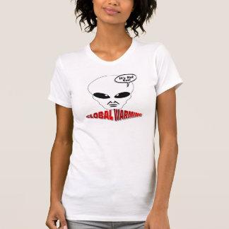 Global Warming T Shirt