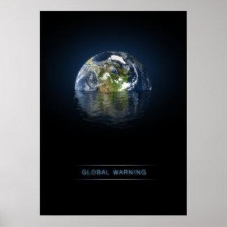 Global Warning - poster