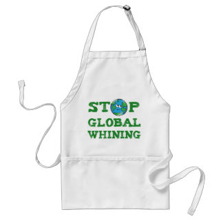 Global Whining Apron