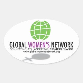 Global Women's Network Sticker