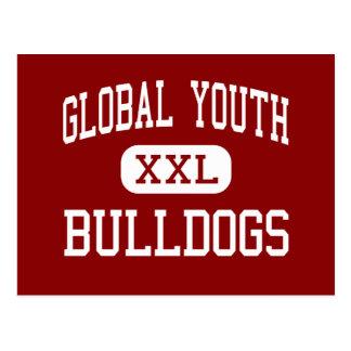 Global Youth - Bulldogs - Charter - Antelope Postcard