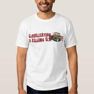 Globalization is Killing U.S. T-Shirt