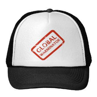 GlobalWarminator Trucker Hat