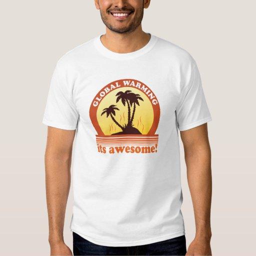 globalwarming t-shirt
