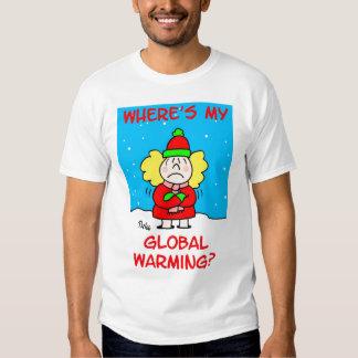 globalwarmingtshirt playeras