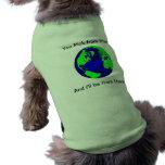 Globaly amó:) ropa perro