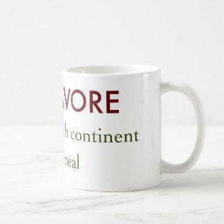Globavore Coffee Mug