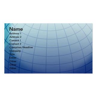 Globe_1_Vector_Clipart Business Card