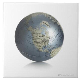 Globe 2 ceramic tile