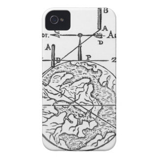 Globe 3 iPhone 4 case