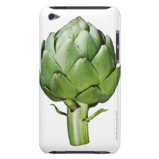 Globe Artichoke on White Background Cut Out Barely There iPod Cases