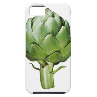 Globe Artichoke on White Background Cut Out iPhone 5 Cases