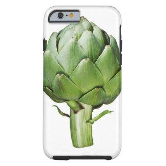 Globe Artichoke on White Background Cut Out Tough iPhone 6 Case