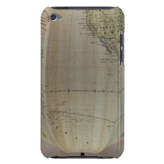 Globe Barely There iPod Cover