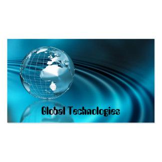 Globe Business Card