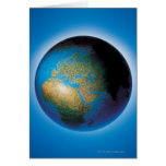 Globe Card