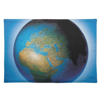Globe Cloth Placemat