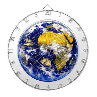 Globe dartboard