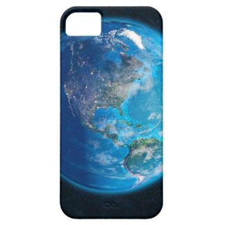 Globe DayNight America iPhone SE/5/5s Case