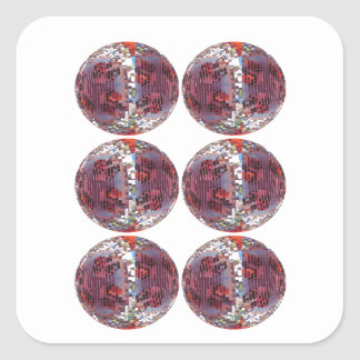Globe FUN Casino Lights Deco NVN233 NavinJOSHI Stickers