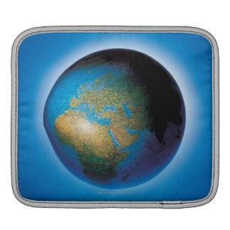 Globe iPad Sleeve