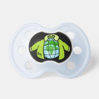 Globe Jacket Pacifier