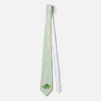 Globe Jacket Tie
