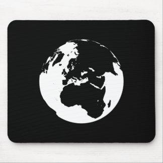 Globe Mouse Pad
