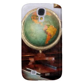 Globe on Piano Galaxy S4 Case
