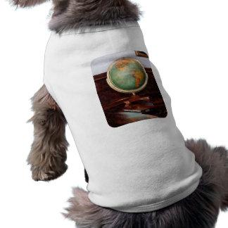 Globe on Piano T-Shirt