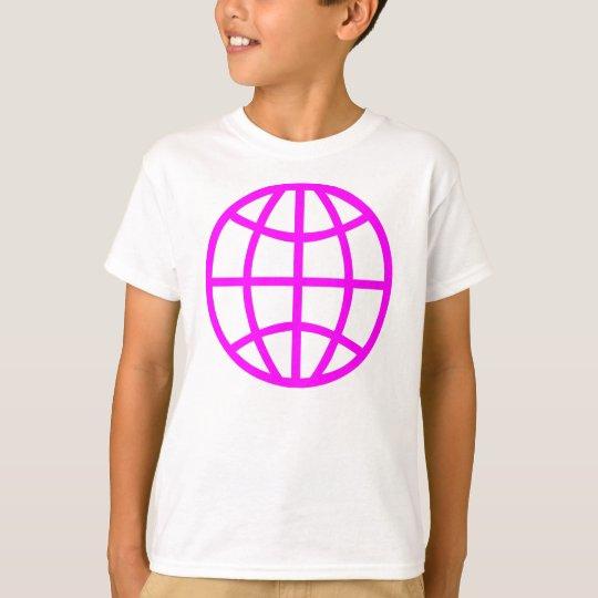 Globe Symbol T-Shirt