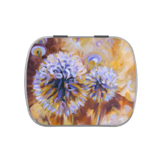 Globe Thistle Jelly Belly Tins