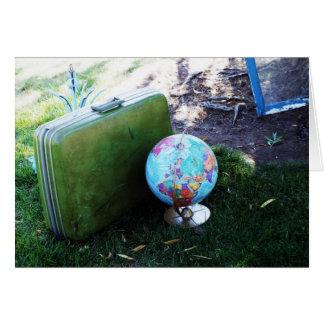 Globe Trotter Card