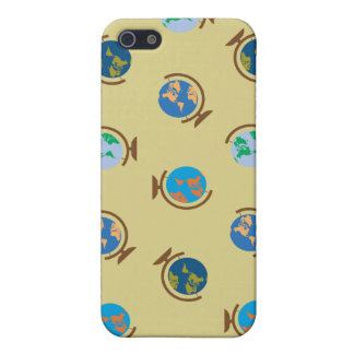 Globe Trotter iPhone Case iPhone 5 Covers