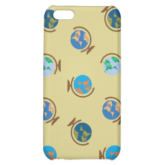 Globe Trotter iPhone Case Case For iPhone 5C
