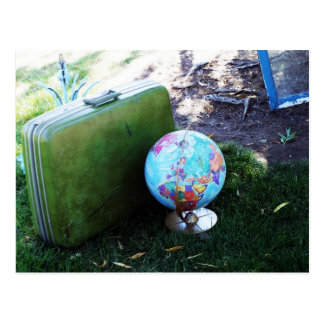 Globe Trotter Postcard
