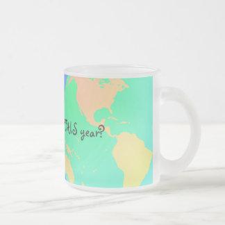 Globe Trotters' Mug