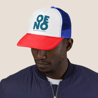Globebook OEON BlueTrucker Hat