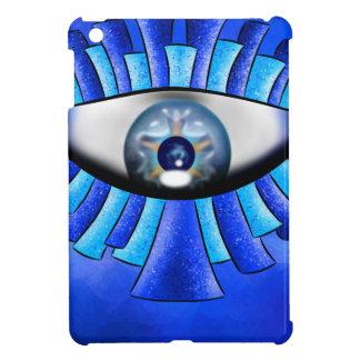 Globellinossa V1 - triple eyes iPad Mini Case