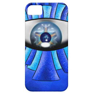 Globellinossa V1 - triple eyes iPhone SE/5/5s Case