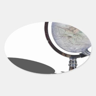 GlobeMoneyDispenser103013.png Oval Sticker