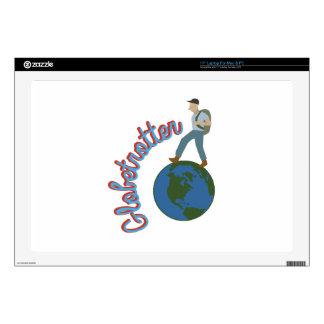 Globetrotter Decals For Laptops