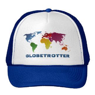 Globetrotter hat