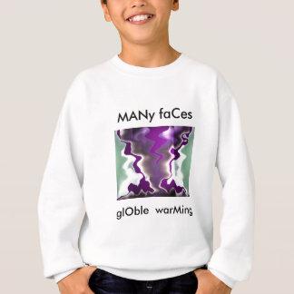 gloBle WARming  GLOble WARning Sweatshirt