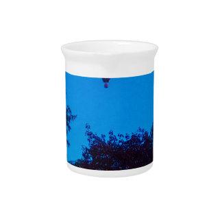 Globo 3 del aire caliente jarra de beber