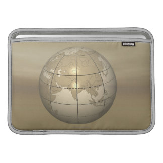 globo 3D Fundas MacBook