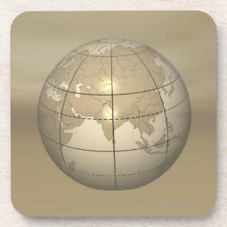 globo 3D Posavaso
