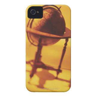 Globo antiguo iPhone 4 Case-Mate cobertura